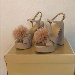 Michael Kors Fara Platform Sandal 👡